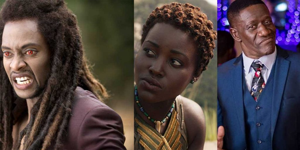 Kenyan actors and actresses in Hollywood