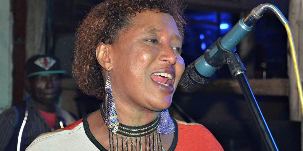 Lady Wanja