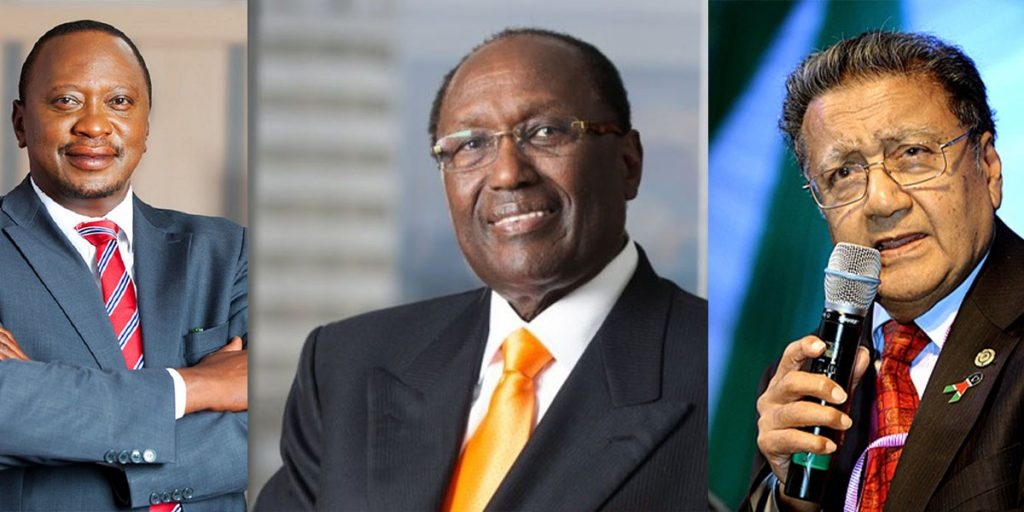 wealthiest people in Kenya