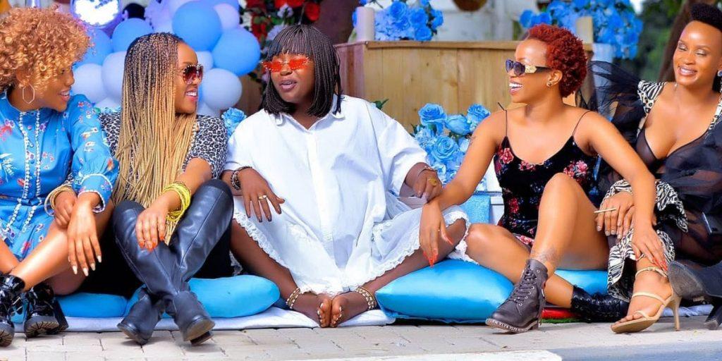 Anne Kansiime baby shower SRC: @TUKO