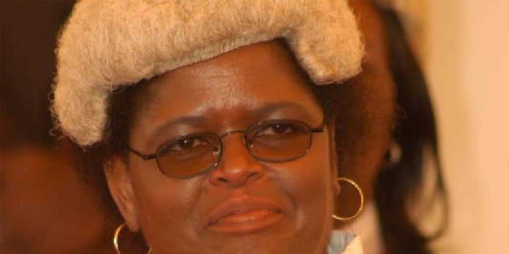 facts about Lady Justice Martha Koome SRC: @The Standard