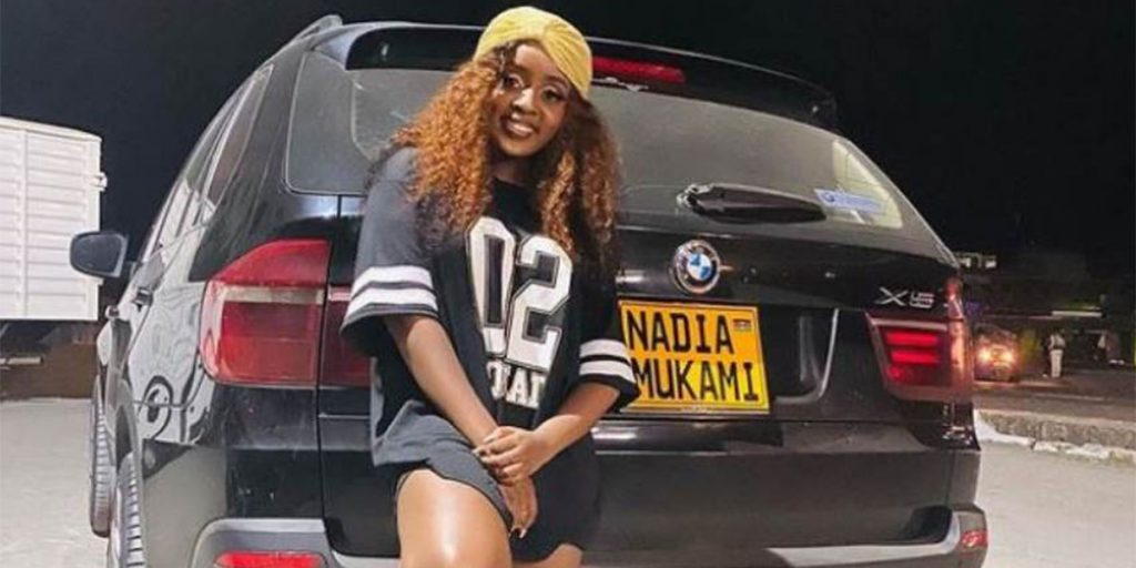 One of Nadia's cars SRC: @The Standard