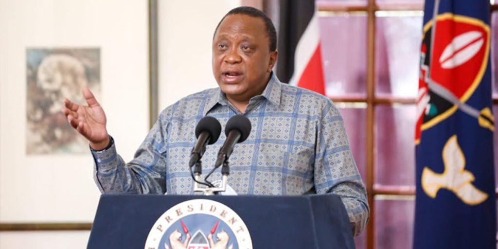 His Excellency Uhuru Muigai Kenyatta SRC: @WardheerNews