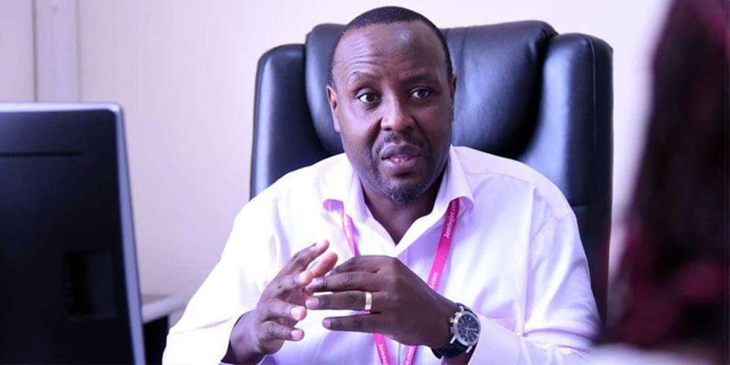 Allan Kilavuka, CEO Kenya Airways SRC: @Citizen TV