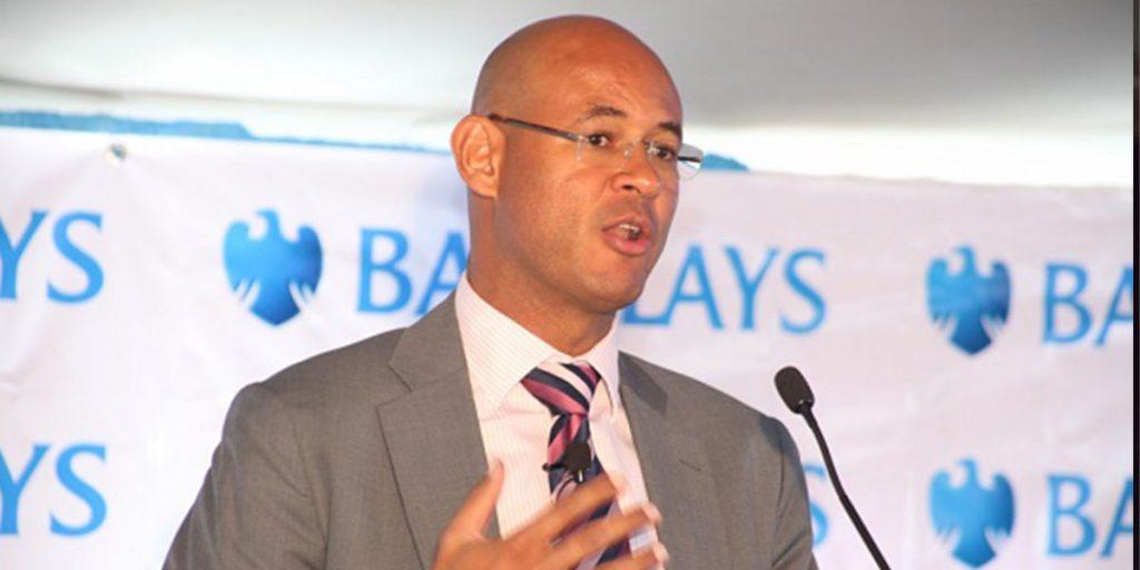 Jeremy Awori, CEO ABSA SRC: @Hapakenya