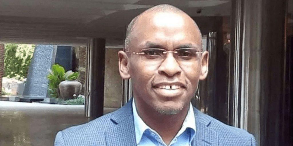 Peter Ndegwa, CEO Safaricom SRC: @Citizen TV