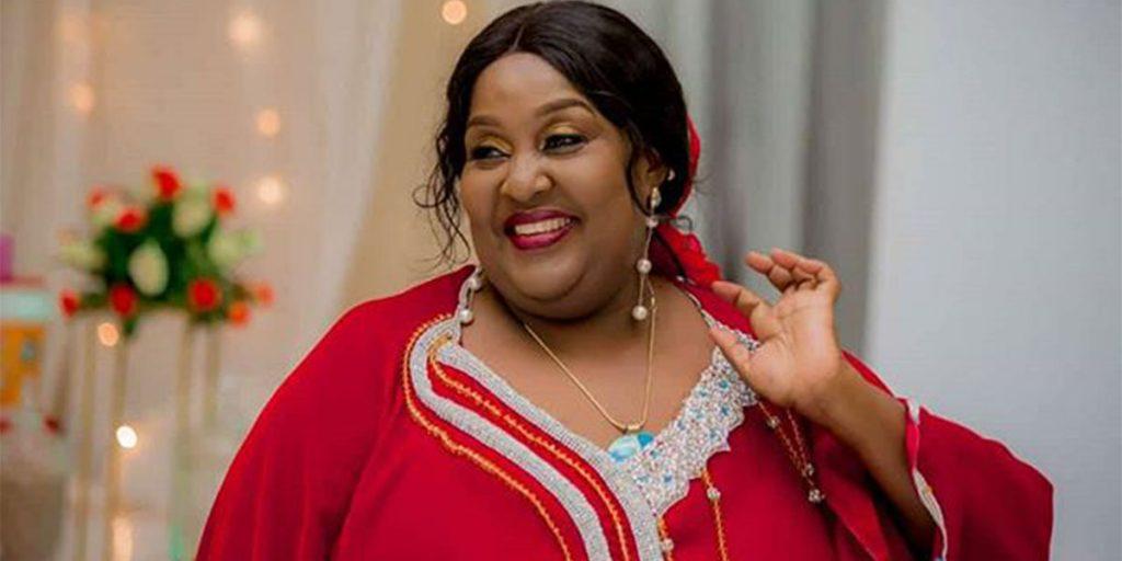 Zuchu's mother, Khadija Kopa SRC: @Afrika Lyrics