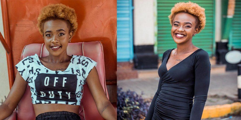 Azziad Nasenya, Tik-Tok queen SRC: @Classic 105, @Potentash