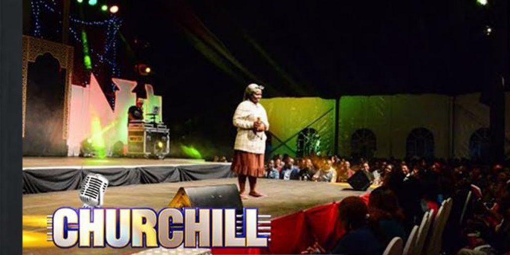 Jemu performing on stage SRC: @Kenyan Report