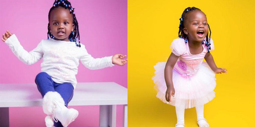 Mejja's daughter SRC: @Kenyanlife.info, @Radio Jambo
