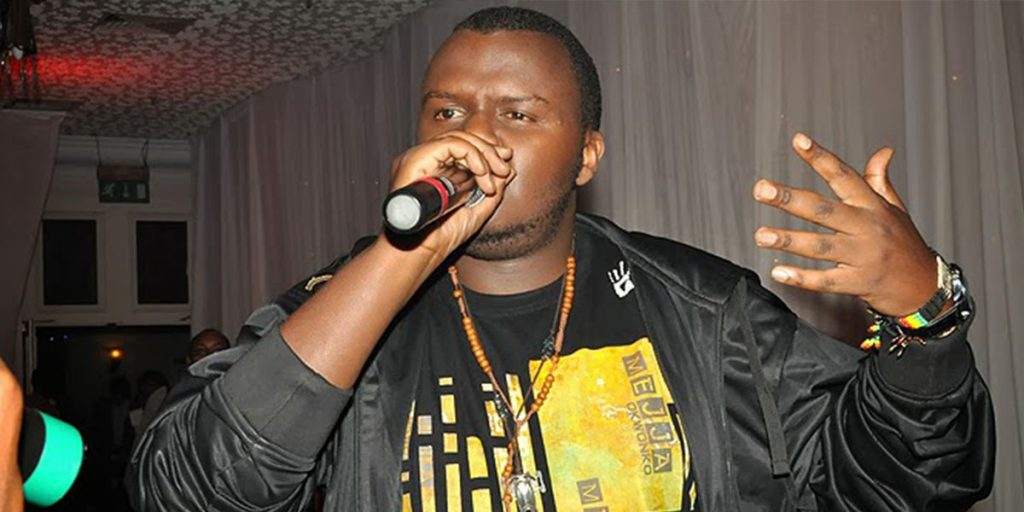 The king of Genge SRC: @Naibuzz