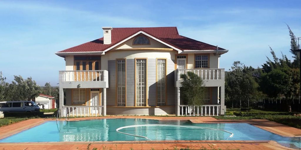 His other house in Siaya County SRC: @Omr