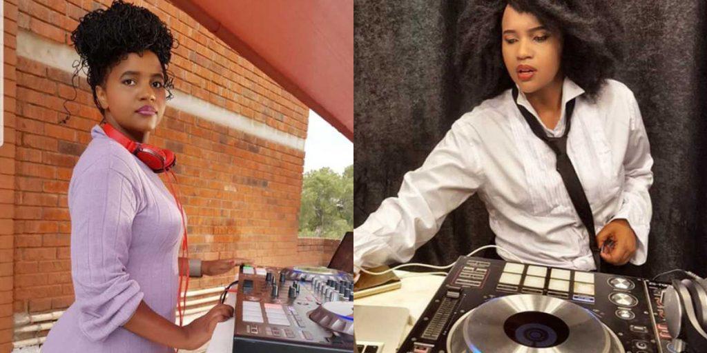 DJ Pierra the icon lady SRC: @TMZ Kenya, @Mpasho