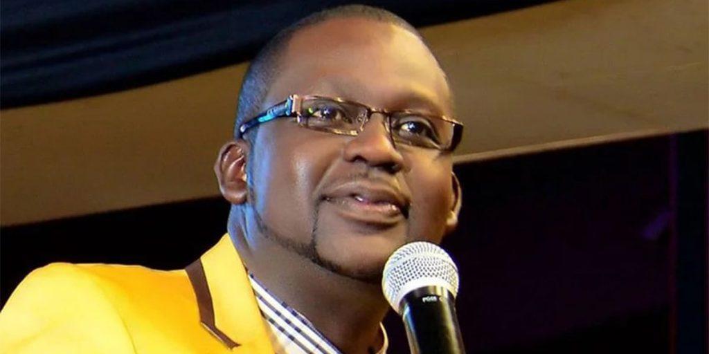 Daniel Ndambuki, aka, Churchill SRC: @TUKO