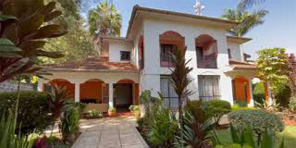 Jalas's palatial home in Nairobi SRC: @YouTube