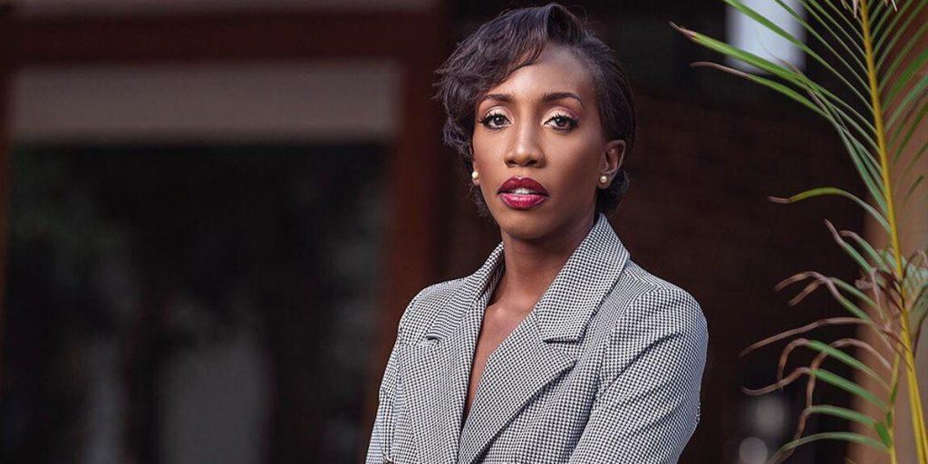 Yvonne Okwara biography SRC: @Citizen TV