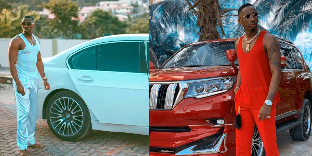 Some of African Boy's cars SRC: @Facebook, @Daily Active