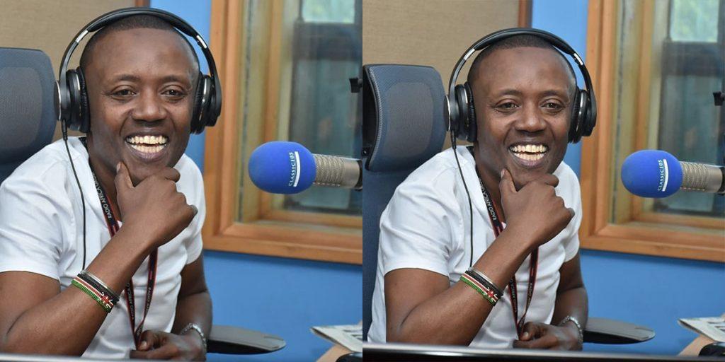 Maina Kageni cars SRC: @Breaking News.co.ke