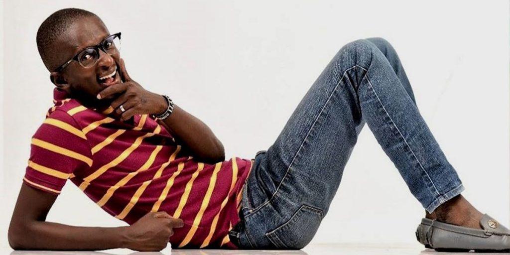 Njugush's new look SRC: @Gikuyu Bulletin