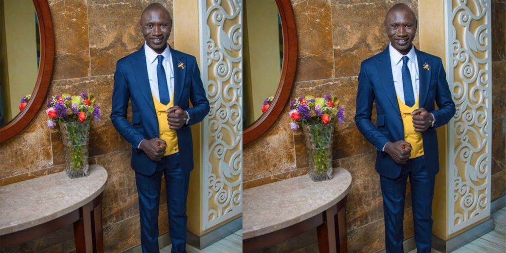 The Kenyan celebrity after his breakthrough SRC: @The Star, Kenya