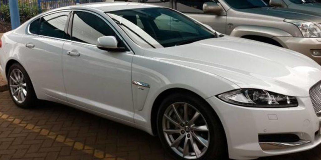 Maina Kageni cars SRC: @Vena News