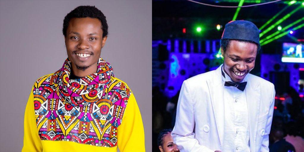 Desagu, one of the most celebrated comedians in Kenya SRC: @YouTube, @Facebook