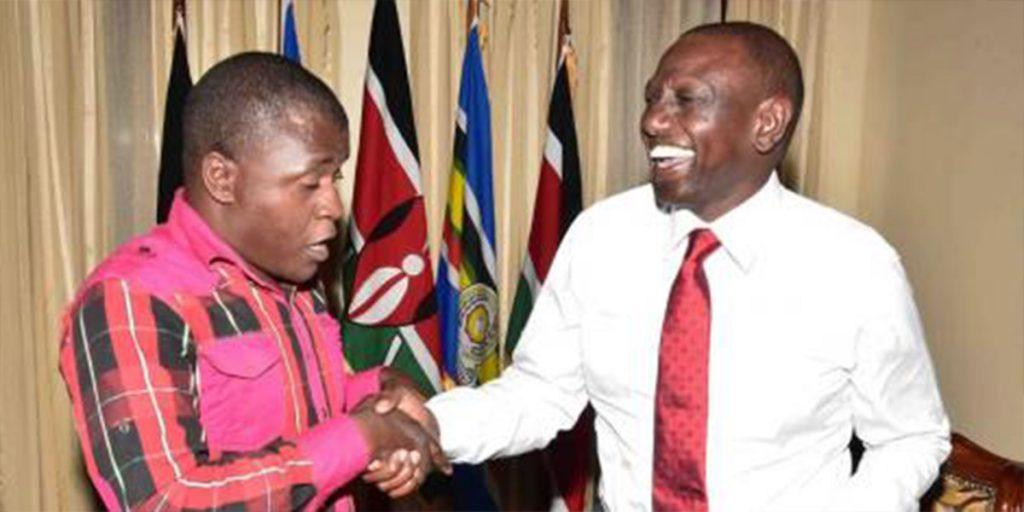 Victor meets Ruto SRC: @Kenyans.co.ke