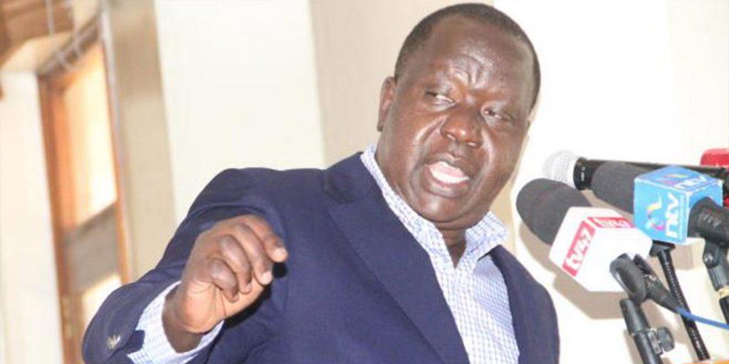 Matiangi, the celebrated Hero from Nyamira County SRC: @The Standard